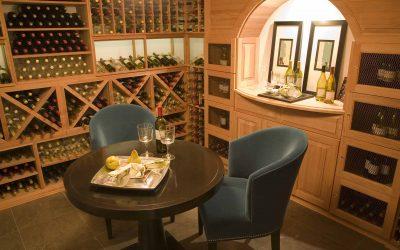 Designing A Private Wine Cellar