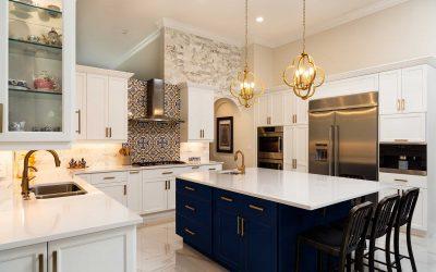 What is ergonomic cabinet design?