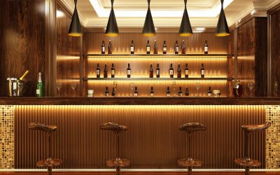 Thinking of building a home bar?